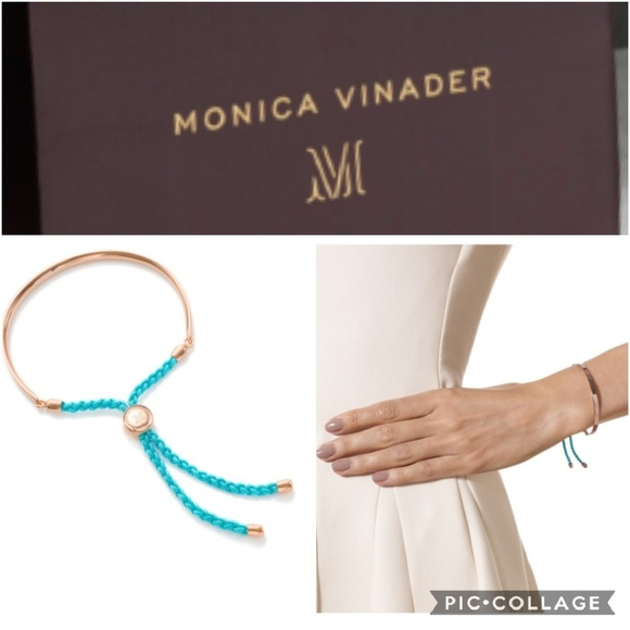 21ad531b4ca7a Monica Vinader Fiji Friendship Bracelet